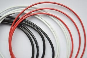 Power Leads and Flexible Interconnects - New England Wire