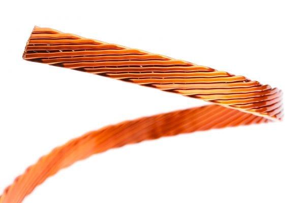 Shaped Compacted Litz Wire - New England Wire