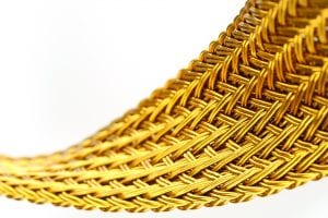 Rectangular Braided Litz Wire by New England Wire