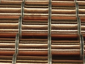 Drawing and Plating New England Wire